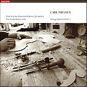Nielsen: String Quartets Vol 1 / Tim Frederiksen, et al