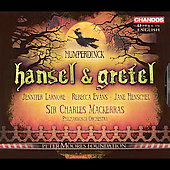 Opera in English - Humperdinck: Hansel & Gretel / Mackerras