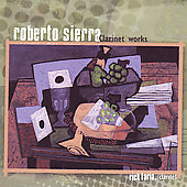 Sierra: Clarinet Works / Faria, Bjerken, Bridge, Hoffman