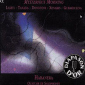Mysterious Morning / Habanera Saxophone Quartet