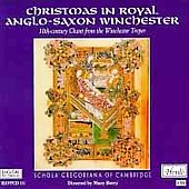 Anglo-Saxon Christmas / Schola Gregoriana of Cambridge