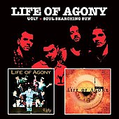 Life of Agony: Ugly/Soul Searching Sun