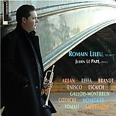 Works for Trumpet and Piano - Tomasi, Enescu, Honegger, etc / Romain Leleu, Julien le Pape