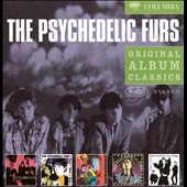 The Psychedelic Furs: The Psychedelic Furs/Talk Talk Talk/Forever Now/Mirror Moves/Midnight to Midnight