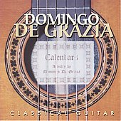 Calendars - Classical Guitar / Domingo De Grazia
