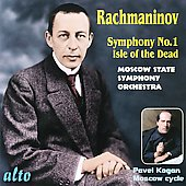 Rachmaninov: Symphony No. 1, Isle of the Dead / Pavel Kogan, Moscow State SO