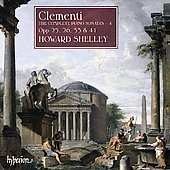 Clementi: Piano Sonatas Vol. 4 / Howard Shelley