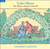 Colin's Kisses: The Music of James Oswald