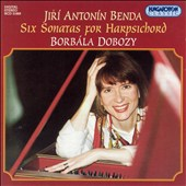 Benda: Six Sonatas for Harpsichord