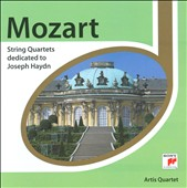 Mozart: String Quartets dedicated to Joseph Haydn