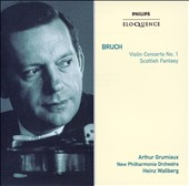 Bruch: Violin Concerto No. 1; Scottish Fantasy