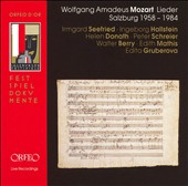 Mozart: Lieder