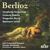 Berlioz: Symphonie Fantastique; Overtures Roman Ca