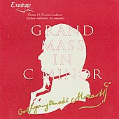 Mozart: Grand Mass in C minor