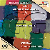 Gordon Getty: Orchestral Music