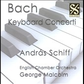 Bach: Keyboard Concerti / Andras Schiff
