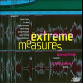 Jean Kopperud: Extreme Measures / Gosling, Kopperud