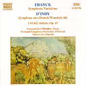 Franck: Symphonic Variations; D'Indy: Symphony...; et al