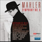 Mahler: Symphony No. 8 / Bertrand De Billy