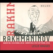 Rakhmaninov: Sonata No. 1 in D minor; Sonata No. 2 in B flat minor