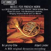 Music for French Horn / Ib Lanzky-Otto, Albert Linder