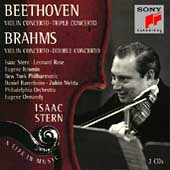 Isaac Stern - A Life in Music - Beethoven, Brahms: Concertos