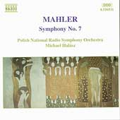 Mahler: Symphony no 7 / Michael Halász, Polish National SO