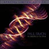 Paul Simon: So Beautiful or So What [Collector's Edition CD/DVD] [Digipak]