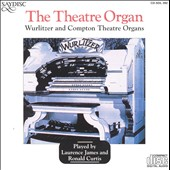 Various Artists: Theatre Organ: Wurlitzer & Compton Organs