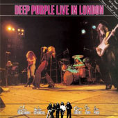 Deep Purple (Rock): Live in London 1974