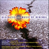 Plog, Reed & Maslanka: Regenesis - Music of Renewal