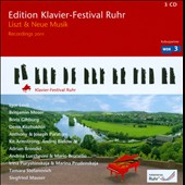 Edition Klavier-Festival Ruhr 2011: Liszt & New Music / Levit, Moser, Giltburg, Kozhukhin