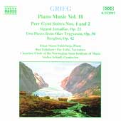 Grieg: Piano Music Vol 11 / Steen-Nokleberg, Schioll, et al