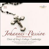 JS Bach: St. John Passion / John Mark Ainsley, Catherine Bott, Michael Chance / Cleobury