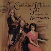 The Catherine Wilson Trio Performs the Romantics