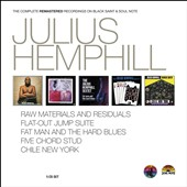 Julius Hemphill: The  Complete Remastered Recordings on Black Saint & Soul Note [Box] *