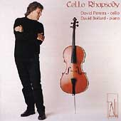Cello Rhapsody / David Pereira, David Bollard