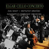 Elgar: Cello Concerto; Smetana / Zuill Bailey, cello