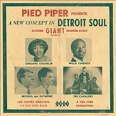Various Artists: Pied Piper Presents: A New Concept in Detroit Soul