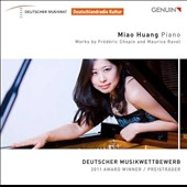 Works by Chopin and Ravel - Sonata in B minor; Scarbo; Ondine / Miao Huang, piano