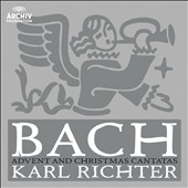 Bach: Advent and Christmas Cantatas / Karl Richter