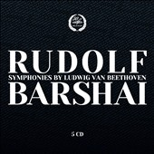 Beethoven: The Complete Symphonies / Rudolf Barshai, Moscow CO