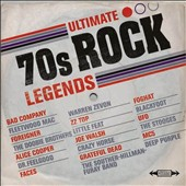 Various Artists: Ultimate '70s Rock Legends