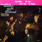 Curtis Fuller/Lee Morgan: Another Monday Night at Birdland *
