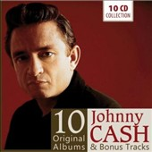 Johnny Cash: 10 Original Albums
