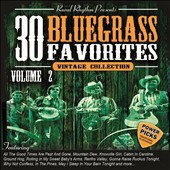 Various Artists: 30 Bluegrass Favorites, Pt. 2