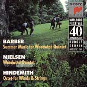 Marlboro Fest 40th Anniversary- Barber, Nielsen, Hindemith
