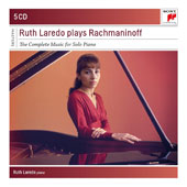 Rachmaninoff: The Complete Music for Piano Solo / Ruth Laredo, piano