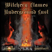 Various Artists: Metal Scrap Compilation #9: Witchery Flames of Underground Lust