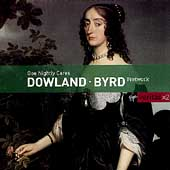 Goe Nightly Cares - Dowland, Byrd: Dances & Songs / Fretwork